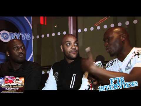 Donaeo Afrobeat Sundays Backstage interview.