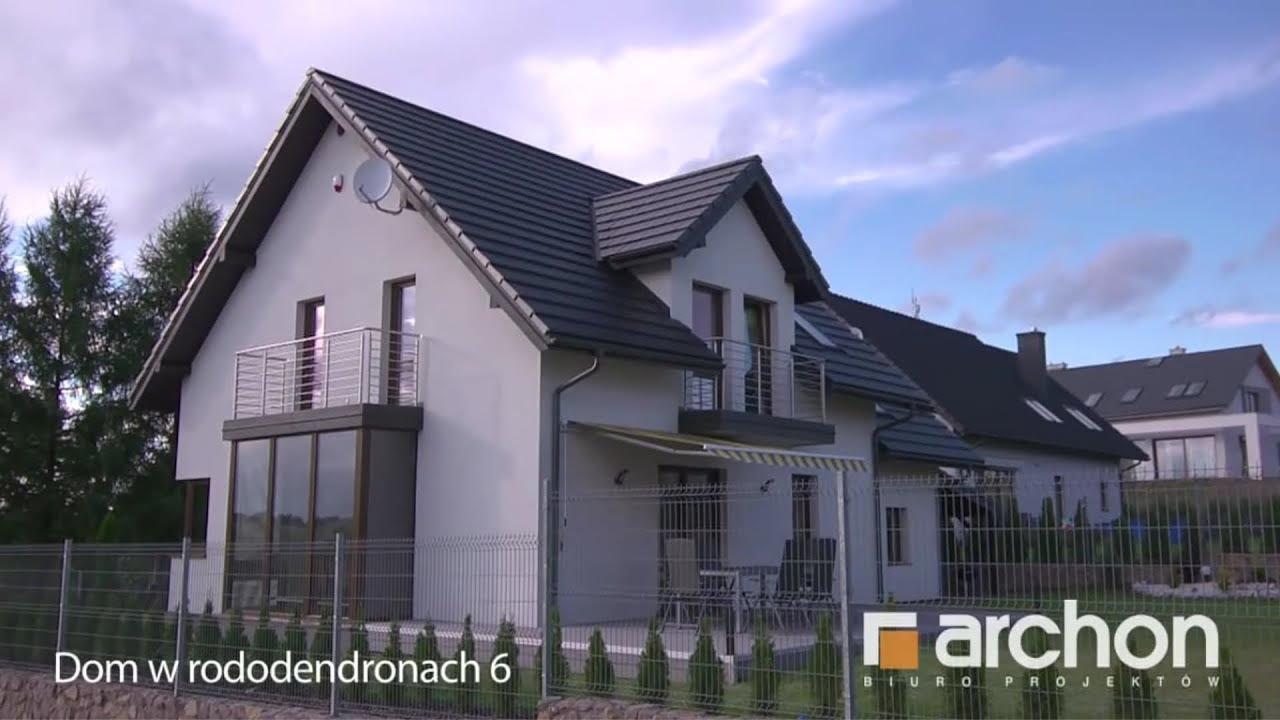 Film Z Realizacji Projektu Archon Dom W Rododendronach 6 Youtube