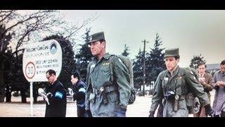 "Scenes from ""The Walking Major"" (1970) filmed in part at Camp Zama"
