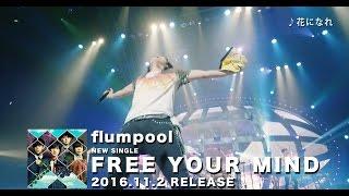 flumpool 11月2日リリース予定のSingle 「FREE YOUR MIND」 初回限定盤...