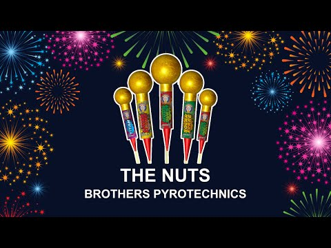 The Nuts - Brothers Pyrotechnics (Fireworks, Cambridge)