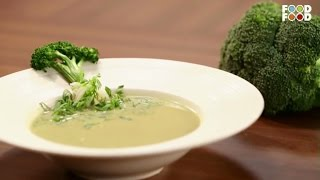 Mummy Ka Magic | Thai Green Broccoli Soup Recipe | Amrita Raichand