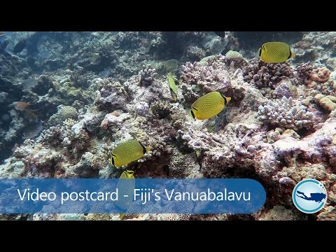 Video Postcard - Fiji