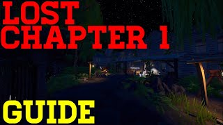 How To Complete Lost Chapter 1 By Juxi -  Fortnite Creative Guide