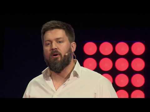 Three Steps to Surviving the Robot Revolution | Charles Radclyffe | TEDxBristol