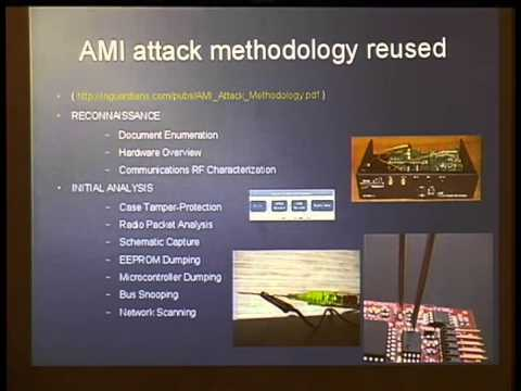 ShmooCon 2013: Attacking Scada Wireless Systems For Fun And Profit - And Fixing