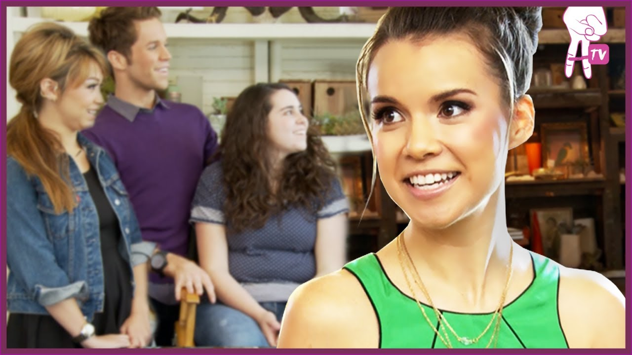 MissGlamorazzi and Bree's Professional Makeover - Make Me Over 2 0 Ep  30