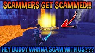 Evil Scammer Escroqueries lui-même! (Scammer Obtient Scammed) Fortnite sauver le monde