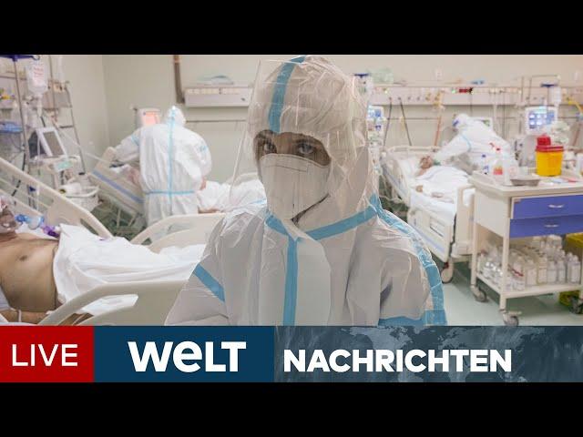WARNUNG VOR CORONA-LEICHTSINN: Sorge vor Maßnahmen-Flickenteppich in Deutschland   WELT Newsstream