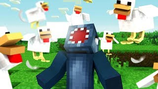 CHICKEN FARM!! - Minecraft Aquatic Adventure! #4