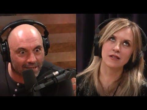 Awkward moment between Joe Rogan and Liz Phair