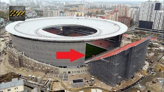 top 7 russia world cup stadiums beautiful architecture