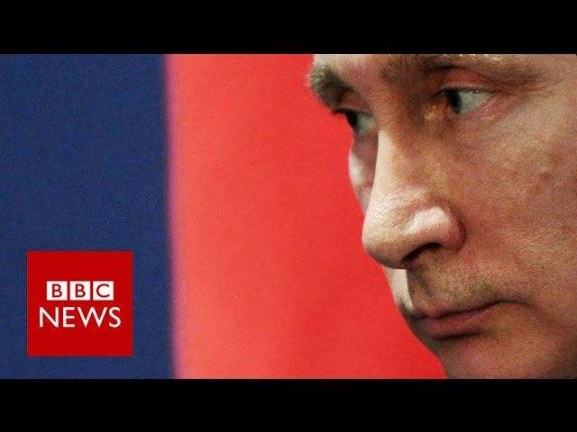 Запад приговорил Путина.