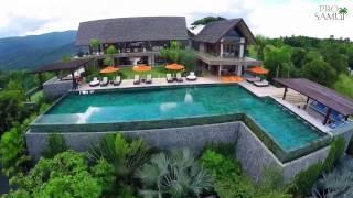 泰國蘇梅島別墅式度假村- BirdView - Panacea Koh Samui ...