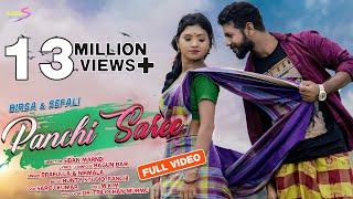 PANCHI SAREE Full Video   Birsa and Sefali II New Santali Song 2021   Santali Records