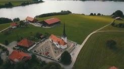 L'église de Hauteville