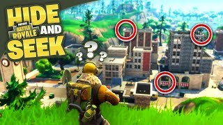 HIDE & SEEK IN FORTNITE!