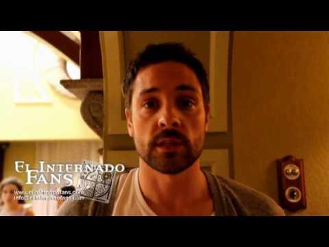 Iñaki Font Teniente Garrido envía un saludo para www.elinternado.com