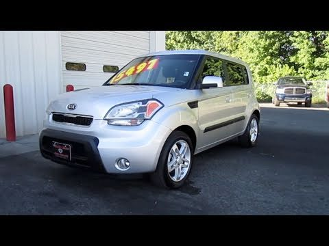 2010 kia soul start up engine and in depth tour youtube. Black Bedroom Furniture Sets. Home Design Ideas