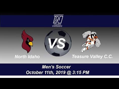 North Idaho College Men Soccer host Treasure Valley Community College
