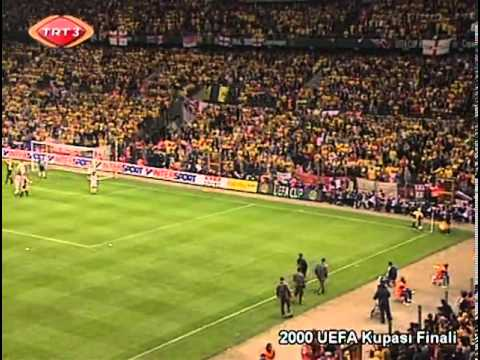 17.05.2000 UEFA CUP FINAL || Galatasaray vs Arsenal