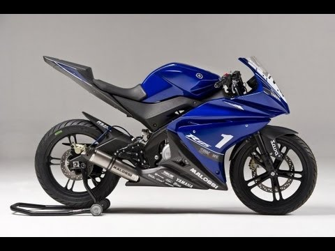 yamaha yzf r125 detailed review youtube. Black Bedroom Furniture Sets. Home Design Ideas
