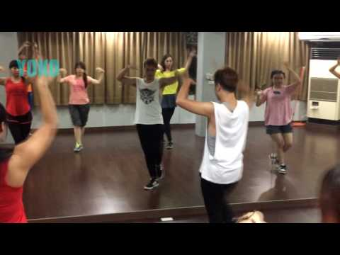 20160808-Andy老師-Sistar-I Like That(Dance ver.)
