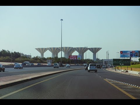 Road Trip to the Avenues, Kuwait City