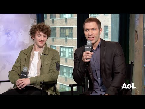 Travis Knight talks about Art Parkinson's VoiceChange During Filming  BUILD Series