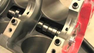 GM LSX 427 Build-Up