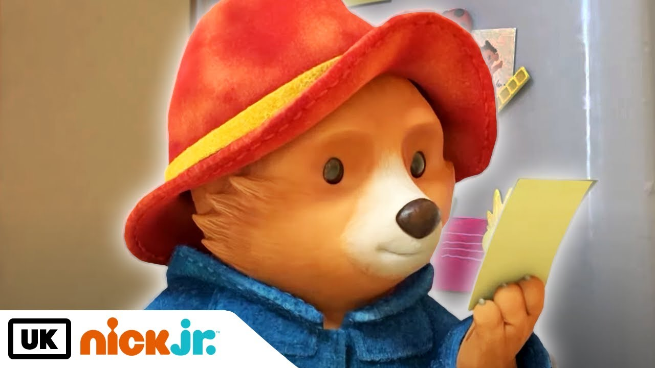 Download The Adventures of Paddington   Paddington's List of Chores   Nick Jr. UK