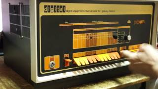 Digital ( DEC ) PDP8/m first try dirty deposit switch