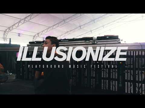 Illusionize x Playground Music Festival