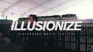 Illusionize x Playground Music Festival