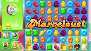 Candy Crush Jelly Saga  - Level 454 (HARD)