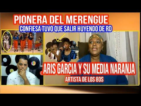 Download LA TERRIBLE HISTORIA DE ARIS GARCIA PIONERA DEL MERENGUE (TESTIMONIO DE VIDA)