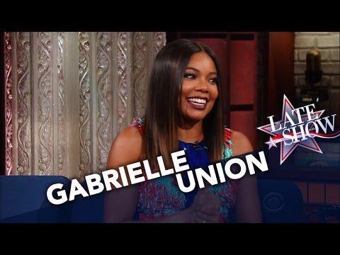 Gabrielle Union on Dwyane Wade's Birthday Party & Her Butt clip