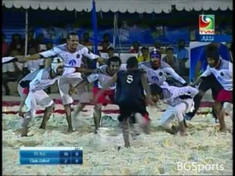 BAIBALAA 2014 - tc sports vs club zefrol (quarter final)