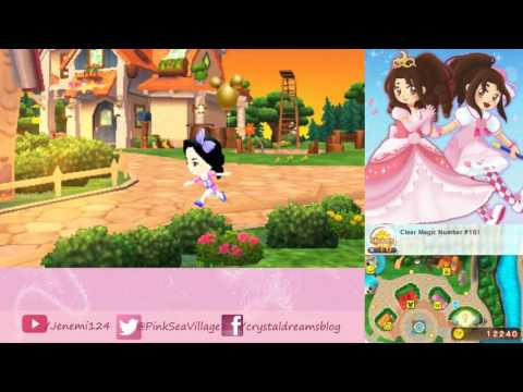 Disney Magical World 2 - Part 2 (Sticker 16 - Setting up the Cafe!)