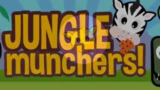 Jungle Munchers Promo Trailer
