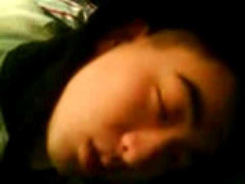 Jeff Lin Sleeps like a beast