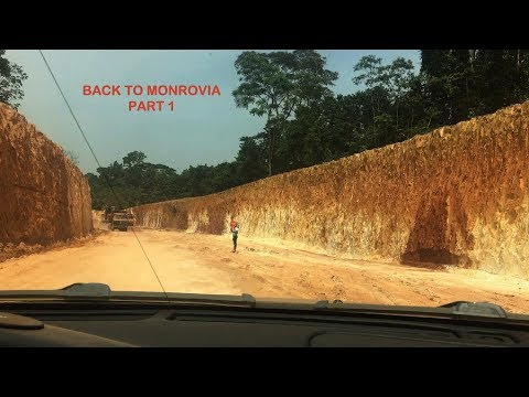 BACK to Monrovia part 1| Pleebo to Monrovia | SheaMoringaTV