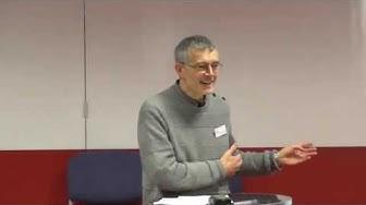 Conférence du P. Etienne Grieu sj à la session annuelle de Loyola Formation