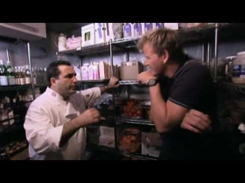 Kitchen inspection at secret garden youtube The secret garden kitchen nightmares