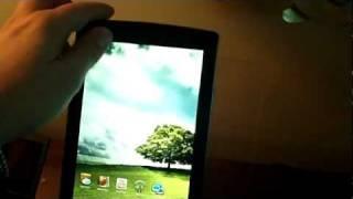 Une tablette Tegra 3 à 249$ (Asus MeMO 370T) au CES 2012