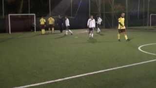 Calcio 5 Serie A 2013-2014 Mediterranea Futsal - Carrozzeria nuova Azzurra= 4-3 p.1