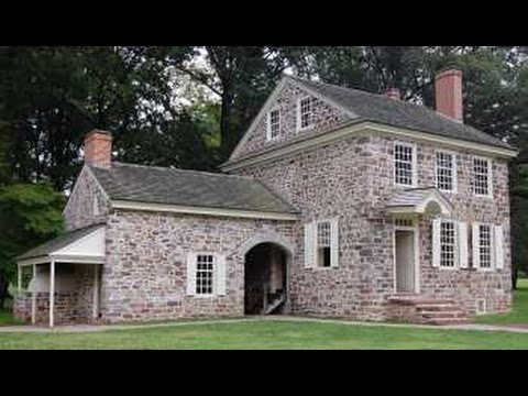 Washington's Headquarters, Valley Forge National Historical Park, Pennsylvania - Unravel Travel TV