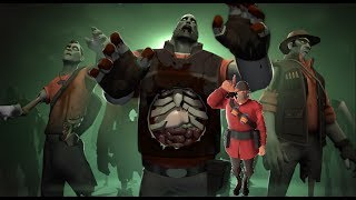 TF2-Beating MvM Wave 666 as Soldier
