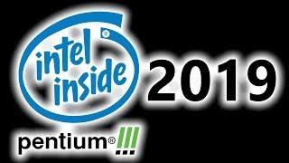 Using a Pentium III PC in 2019