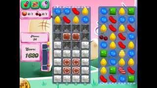 Candy Crush Saga: Level 344 (No Boosters 3★) iPad